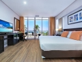 CMHS - Presidential Suite (Master Bedroom - 1-King Bed)