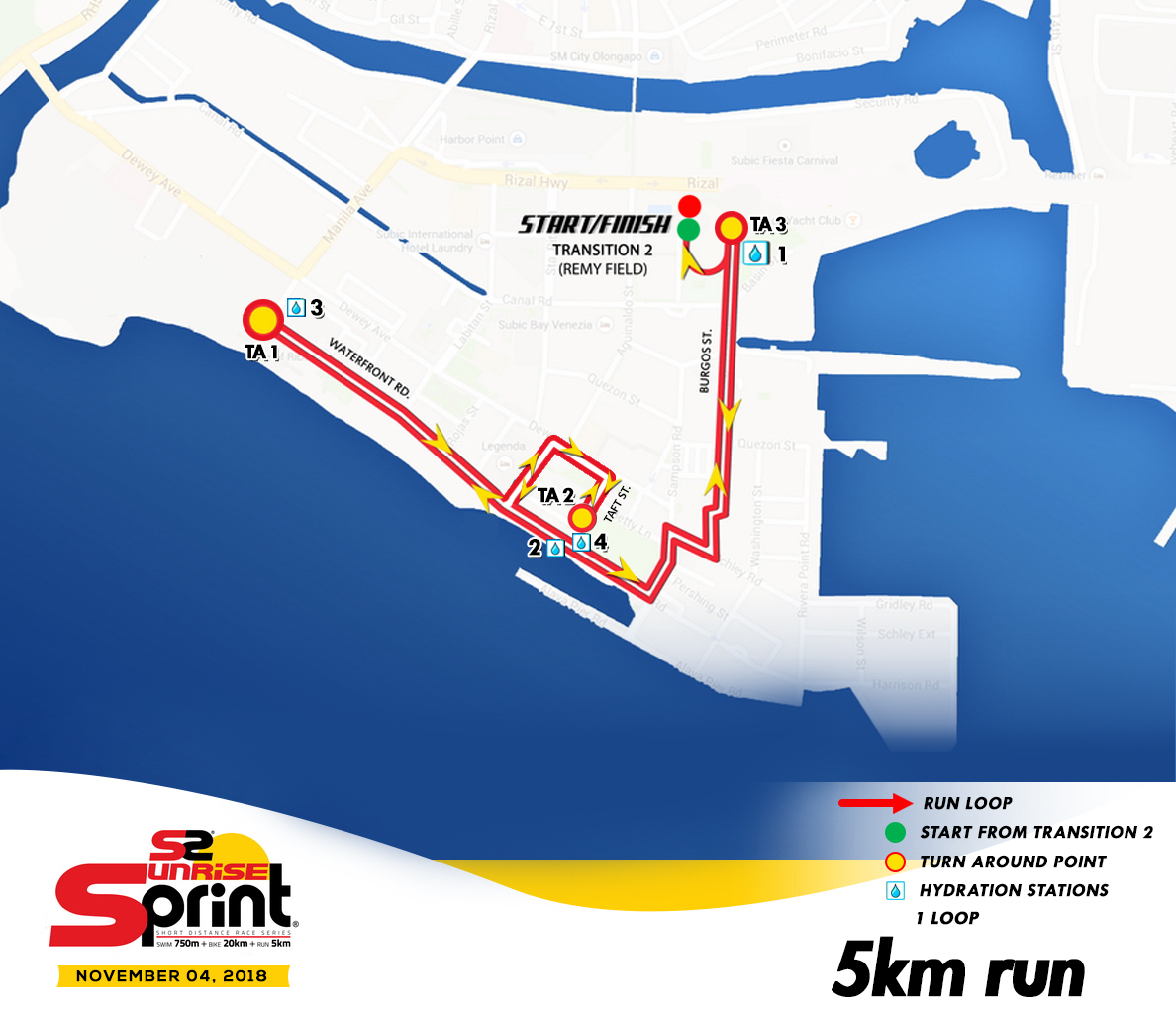 SPRINT-2018-5KM RUN